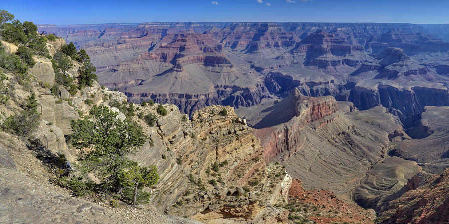 Grand Canyon South Rim Photograph