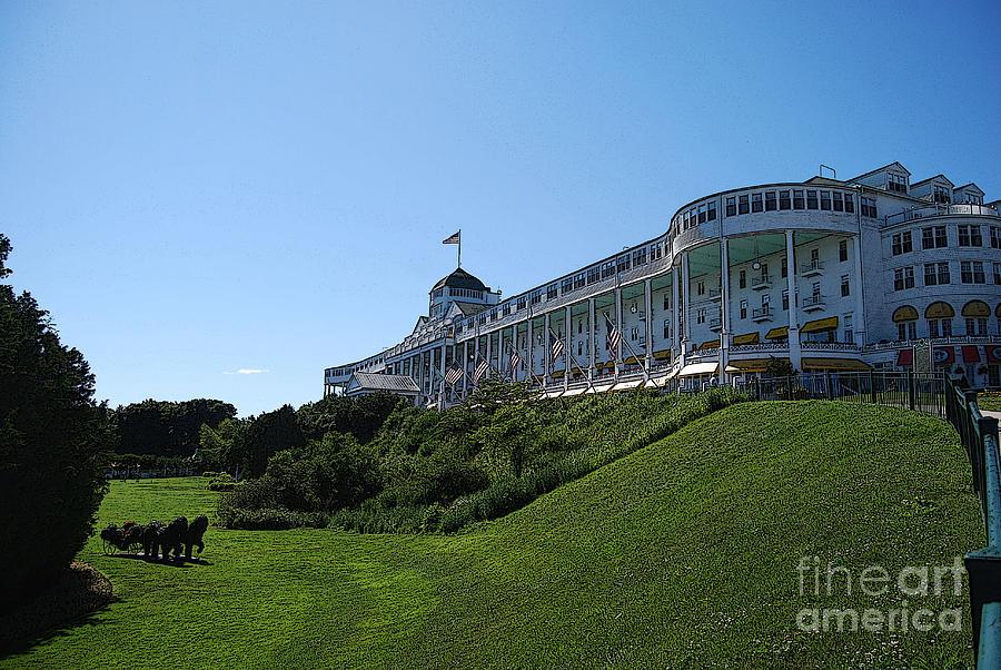 Mackinac Island Grand Hotel Movie Grand Hotel Mackinac Island