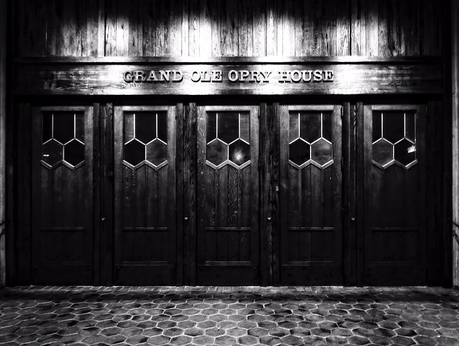 Grand Ole Opry House Photograph - Grand Ole Opry House by Dan Sproul
