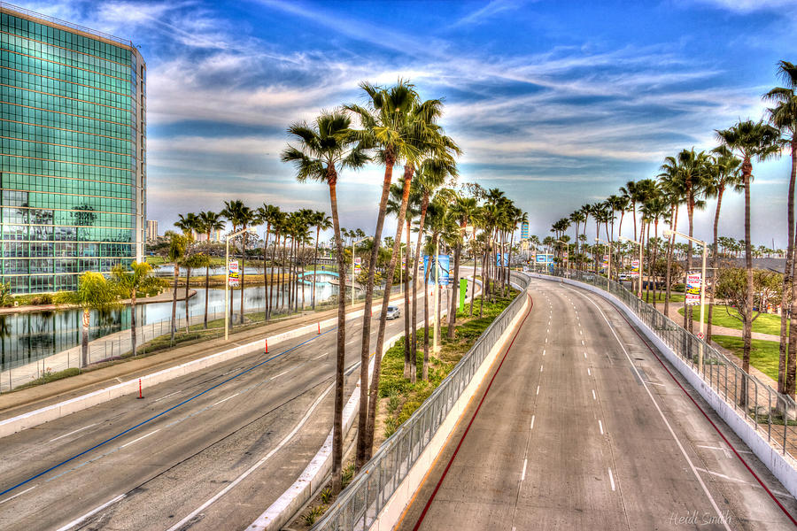 Grand Prix Of Long Beach Photograph  - Grand Prix Of Long Beach Fine Art Print