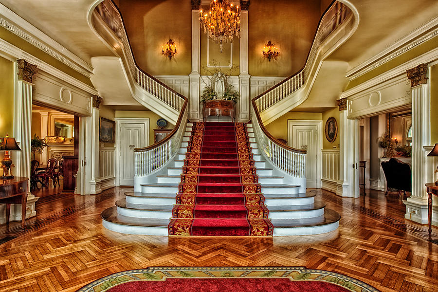 Grand Staircase Alabama Governors Mansion Mountain Dreams on luxury mountain home plans