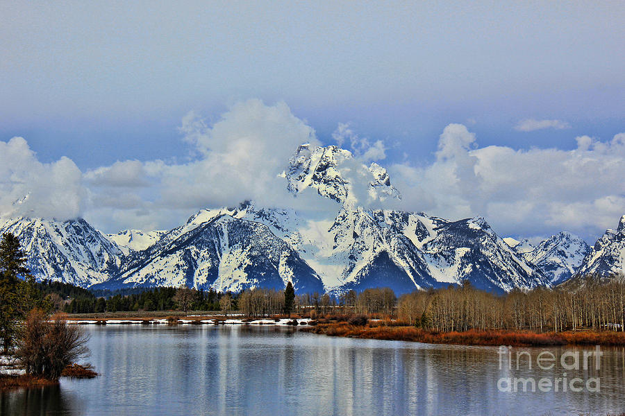 Grand Teton Photograph