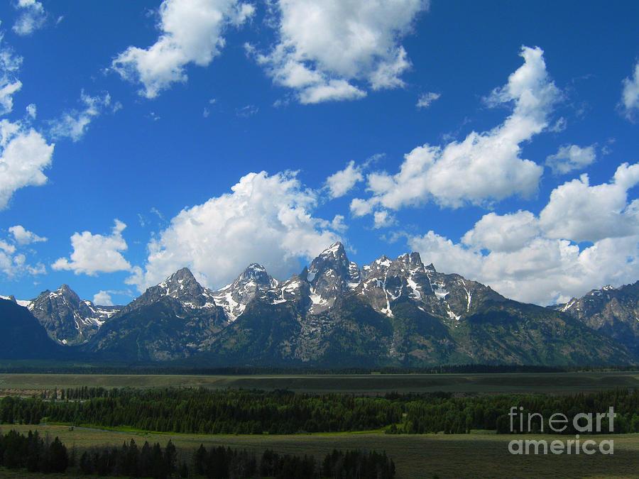 Grand Teton National Park Photograph