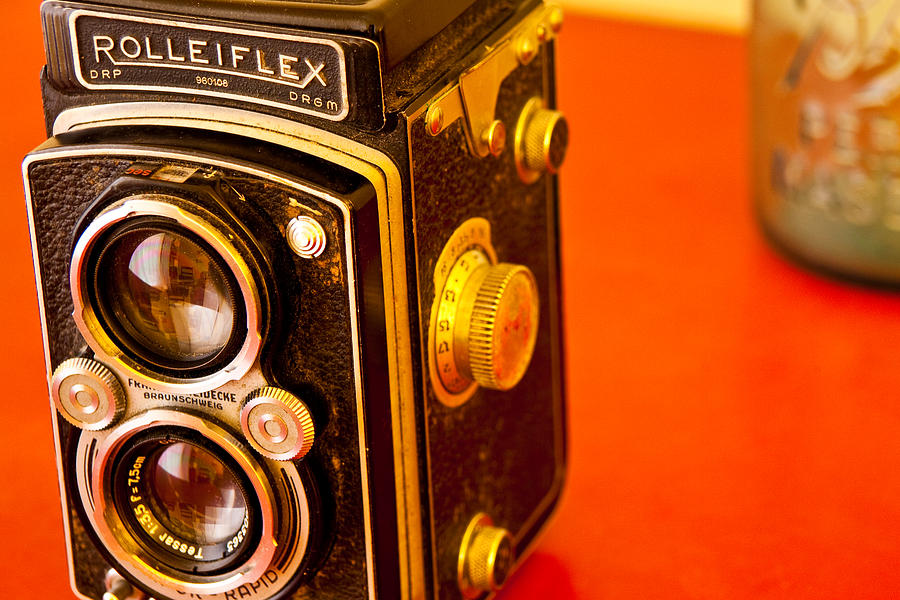 Grandfathers Camera Photograph  - Grandfathers Camera Fine Art Print