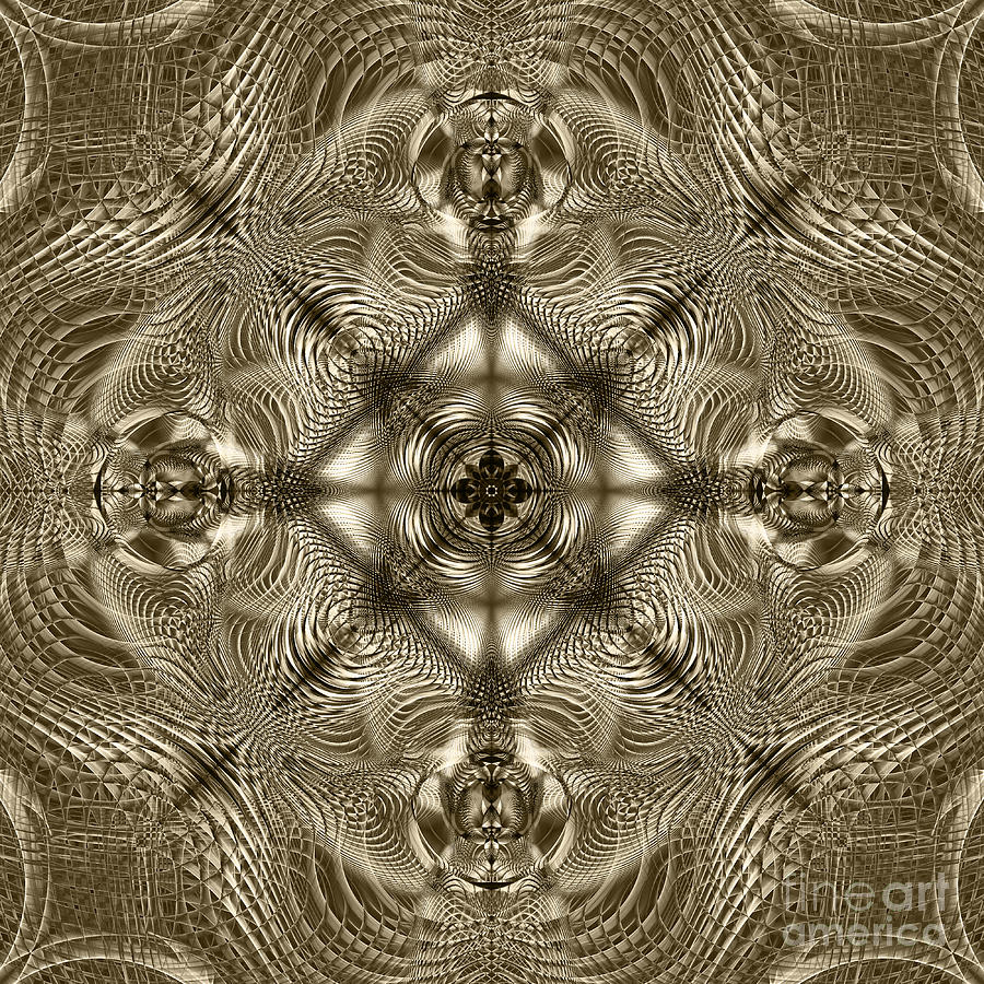 Grandmas Lace Digital Art