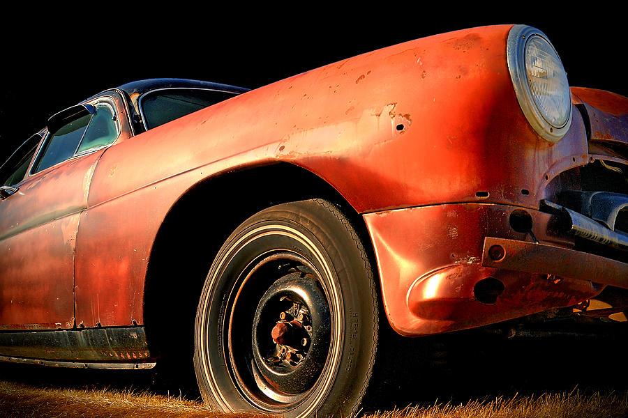 Automobile Photograph - Grandpa Hudson by Ron Day