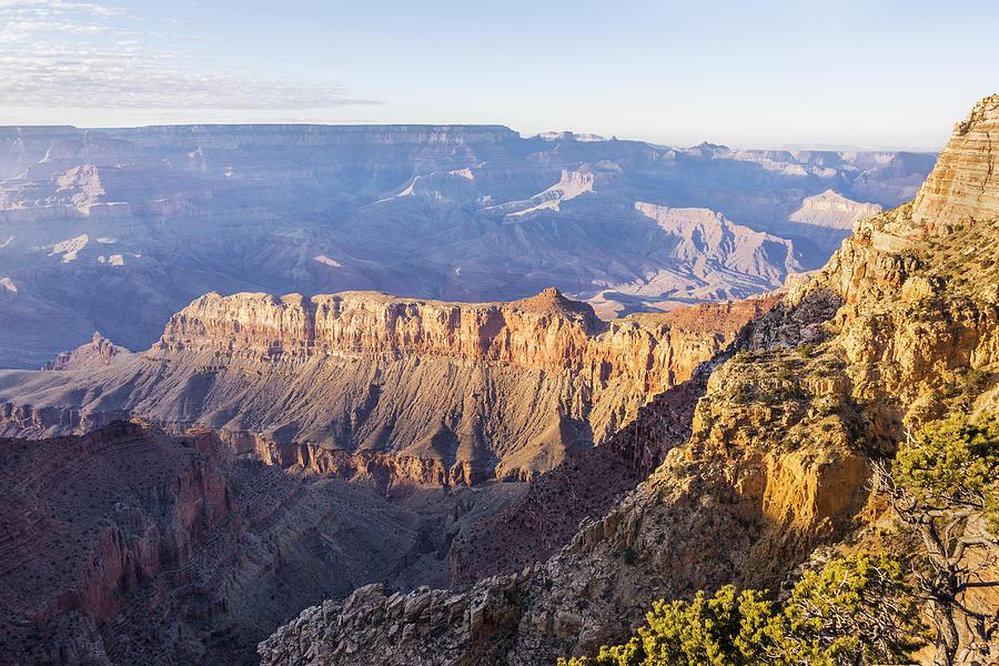 Grandview Sunset 2 - Grand Canyon National Park - Arizona Photograph