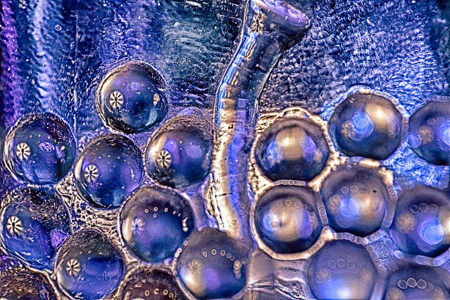 Grapes Of Glass Part 2 Photograph  - Grapes Of Glass Part 2 Fine Art Print