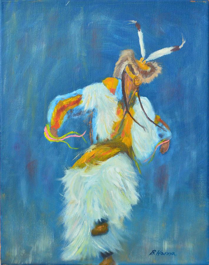 Grass Dancer Painting