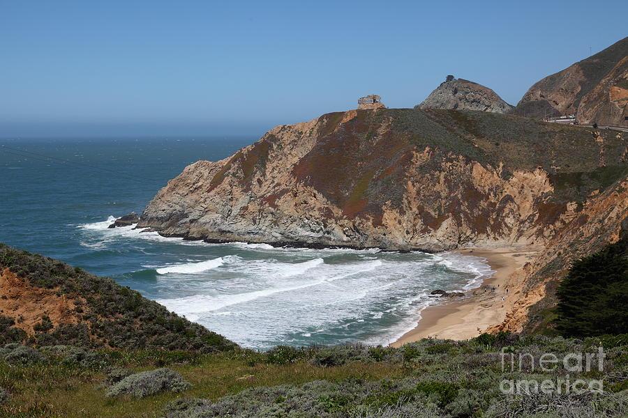 Gray Whale Cove State Beach Montara California 5d22618 Photograph