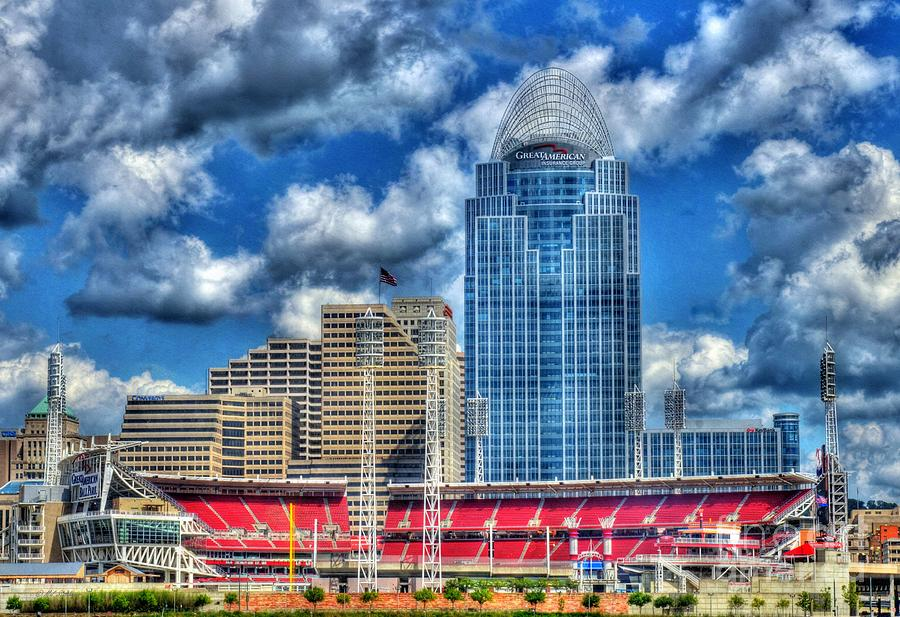 Great American Ballpark Photograph