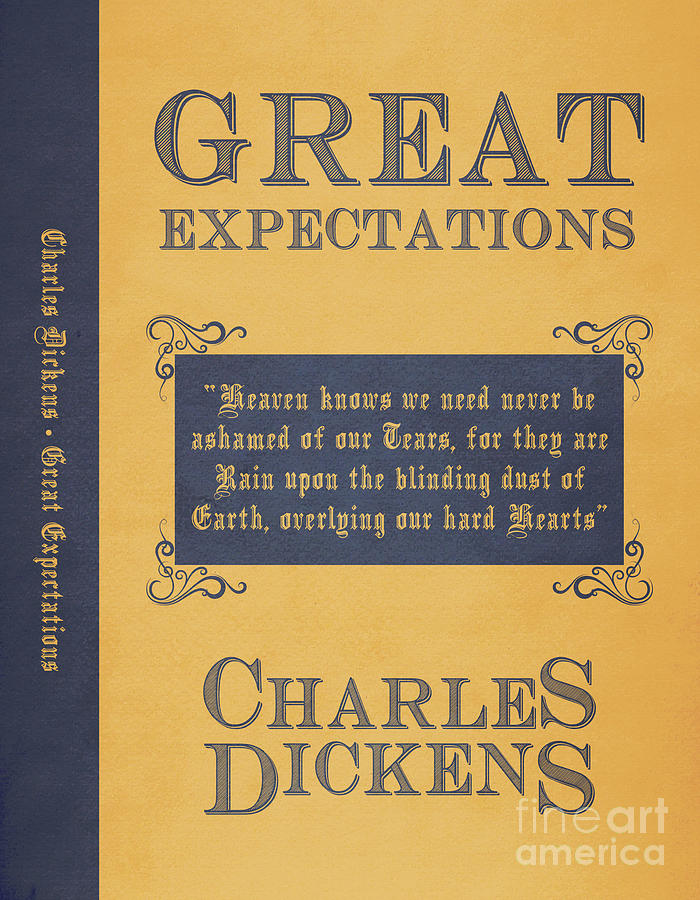 a plot overview of great expectations a novel by charles dickens Charles dickens novel great expectations (1861) has great significance to the plot the title itself symbolizes prosperity and most importantly ambition the main character and the protagonist, pip (philip pirrip) was born an orphan and hand-raised by his sister mrs gargery and her husband joe gargery.