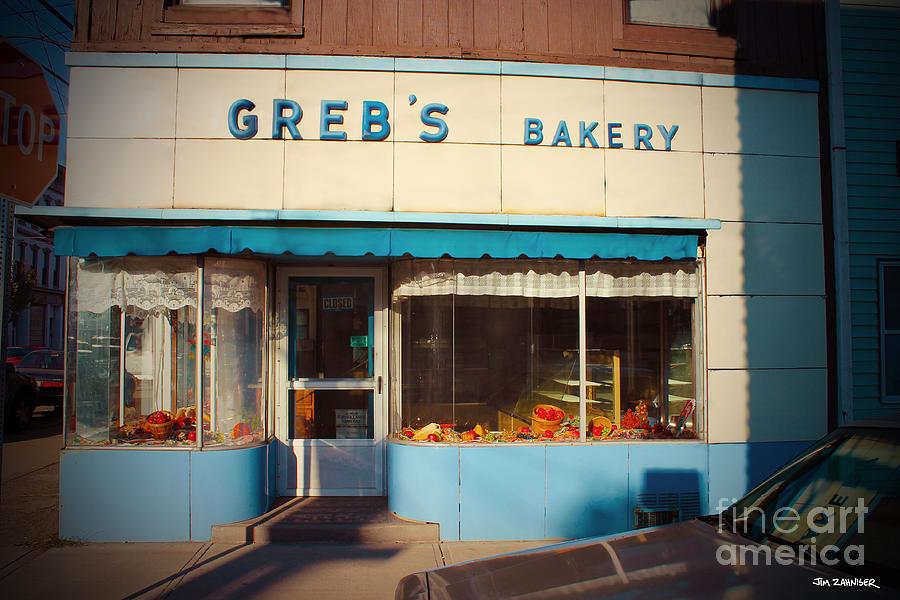 Grebs Bakery Pittsburgh Digital Art