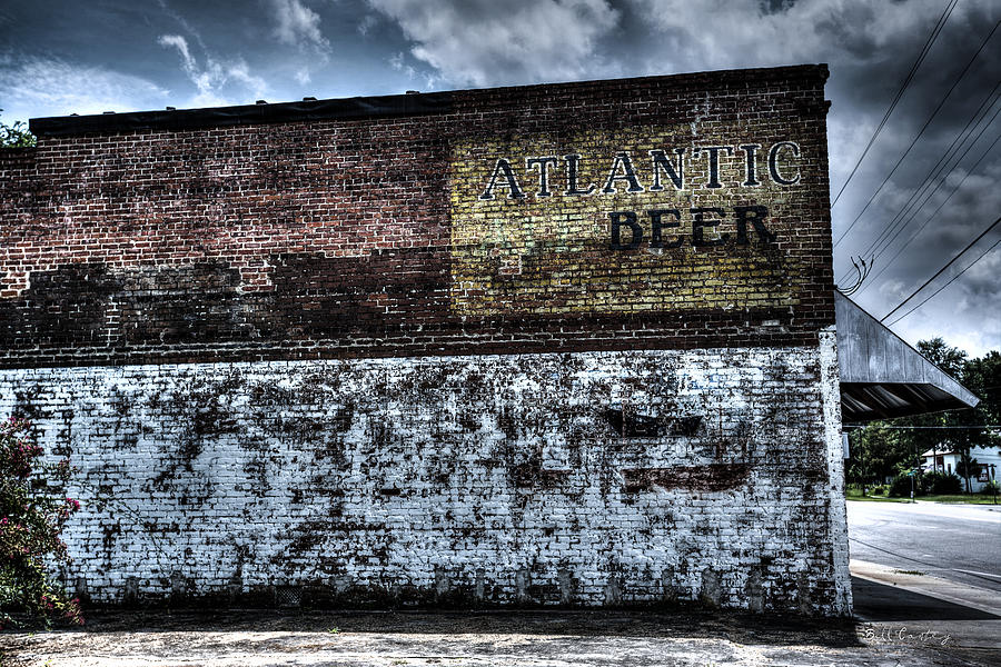 Landscape Photograph - Greeleyville Atlantic Beer by Bill Cantey