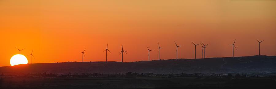 Green Energy Photograph