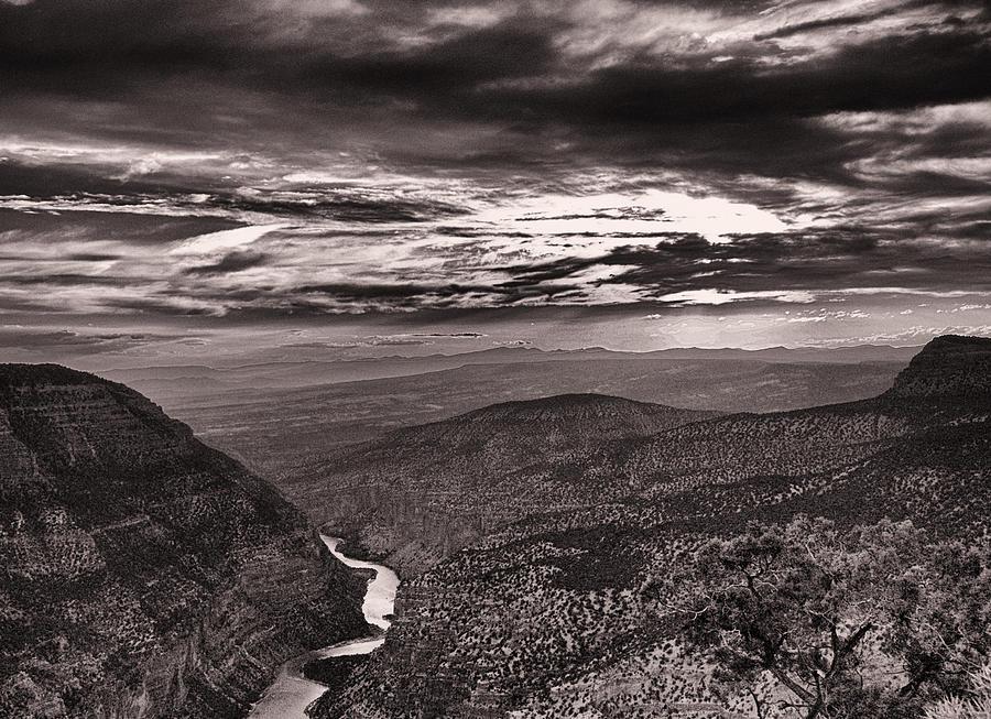 Green River Canyon Photograph