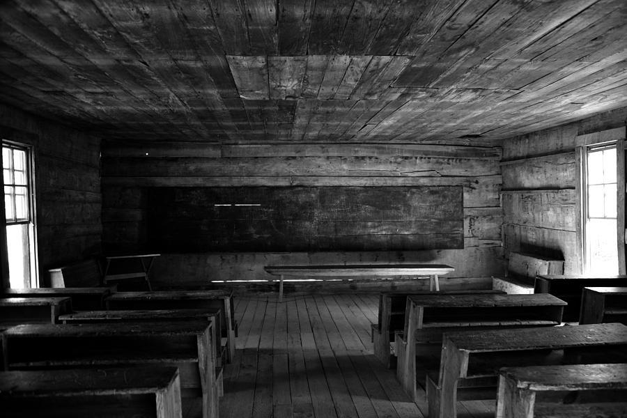 Greenbrier School Circa 1882 Photograph