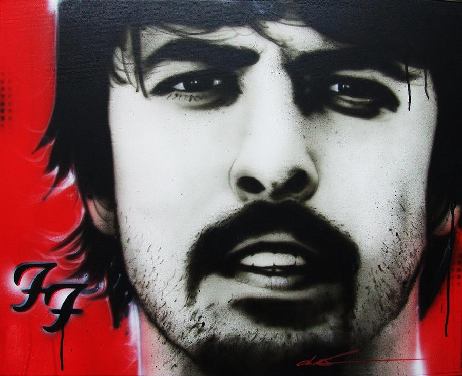 grohl Painting