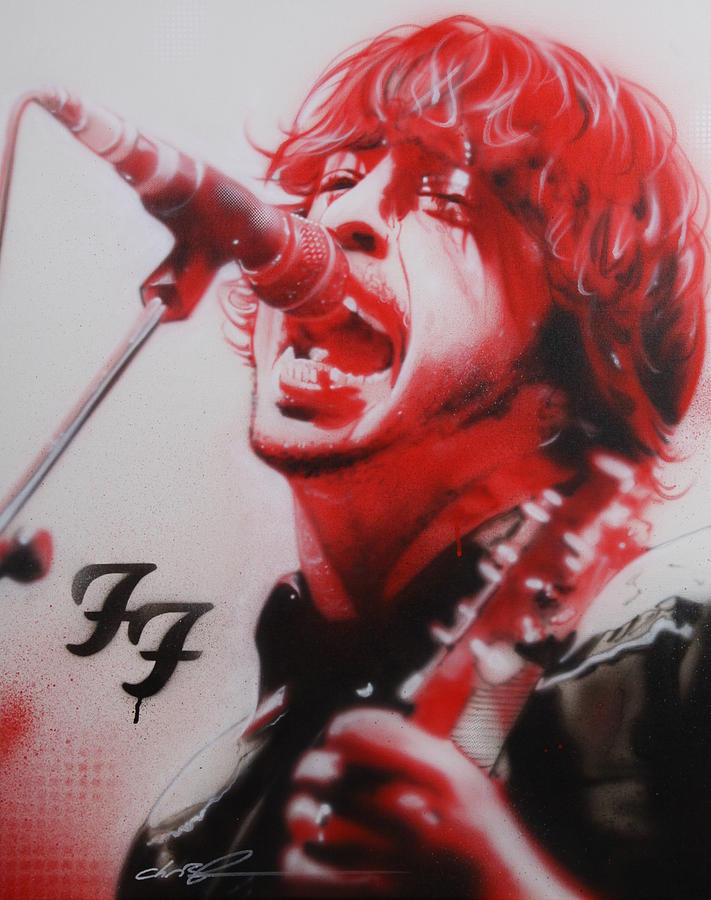 grohl II Painting