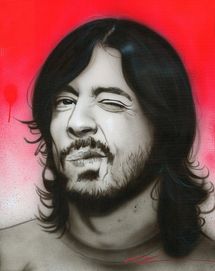 grohl IIi Painting