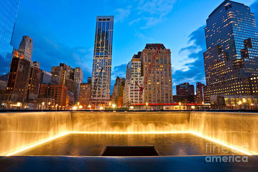 Ground Zero New York City Photograph By Luciano Mortula