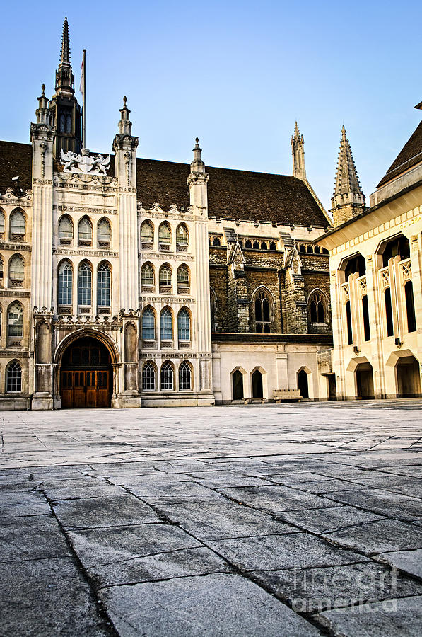 Guildhall Building And Art Gallery Photograph