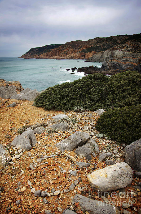 Guincho Cliffs Photograph