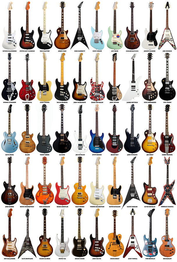 legends guitar: