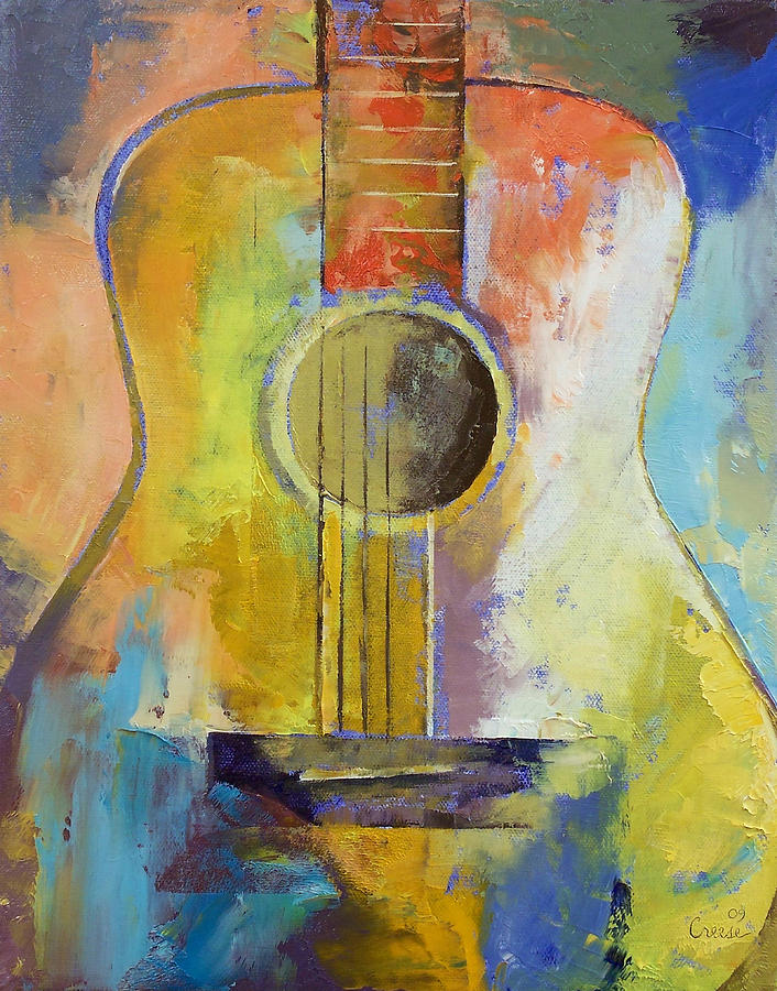 Famous Artists Who Paint Musical Instruments