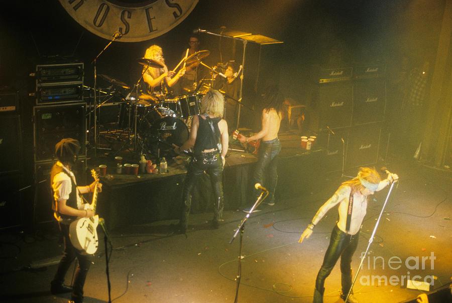 Guns N Roses Photograph