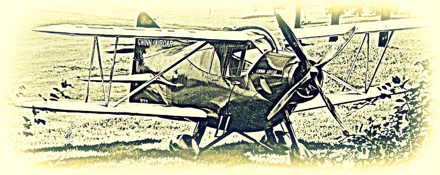 Gwinn Aircar Photograph - Gwinn Aircar 4 Place by Hank  Clark
