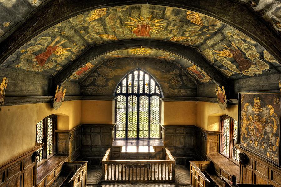 Gwydir Uchaf Chapel Conwy Valley Photograph
