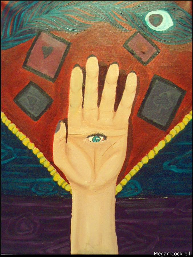 Gypsy Divinations Painting