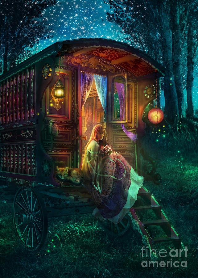 Gypsy Firefly Photograph