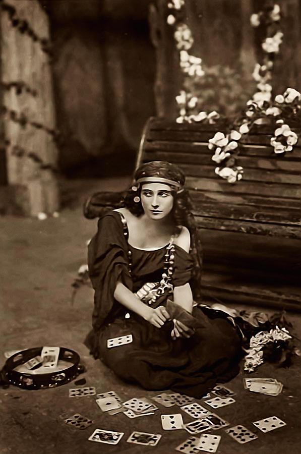 Gypsy Photograph - Gypsy by Unknown
