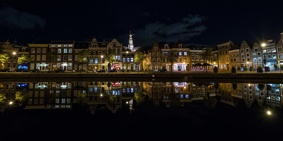Haarlem Night Photograph