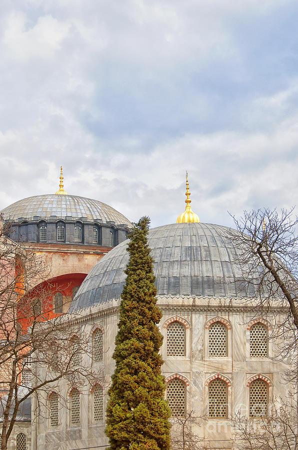 Hagia Sophia 11 Photograph