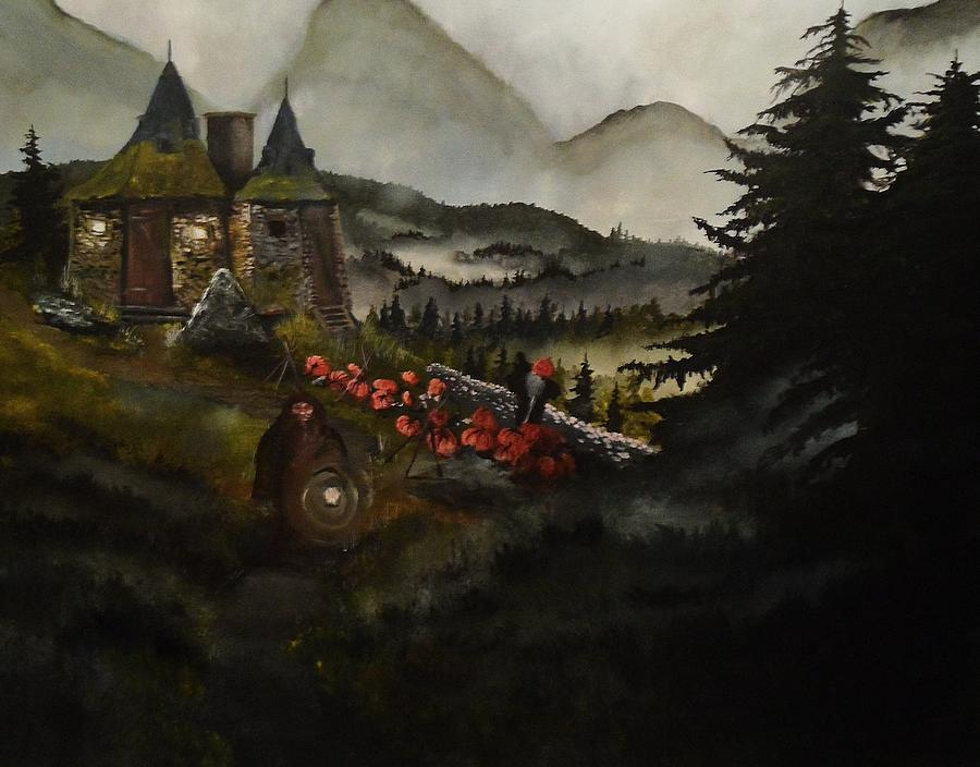 Harry Potter Art Paintings