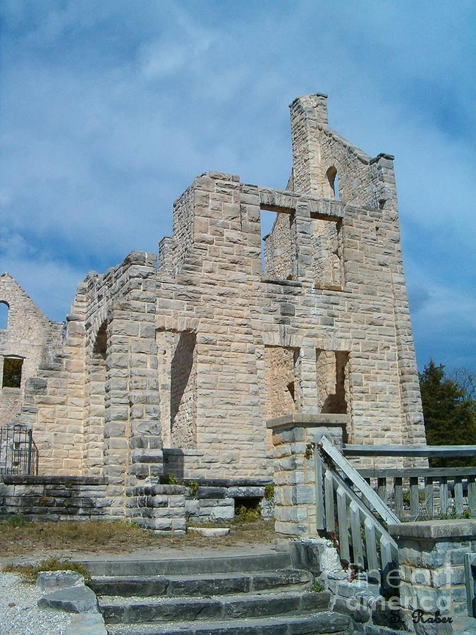 Haha Tonka Castle 2 Photograph