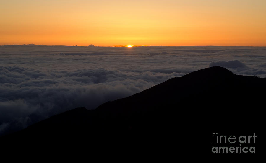 Haleakala Sunrise Photograph