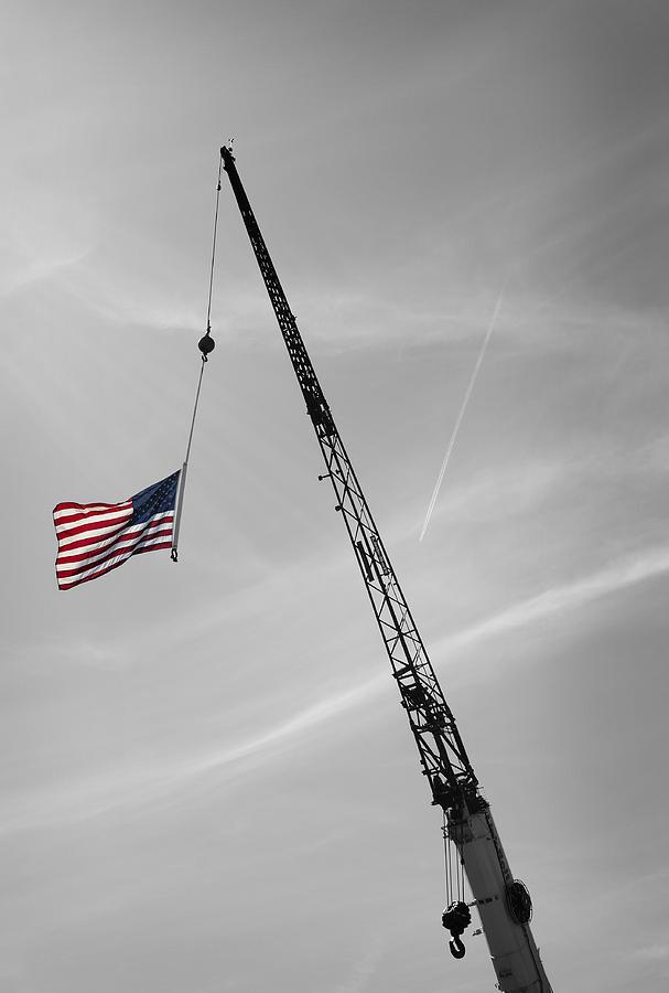 Half-mast Photograph