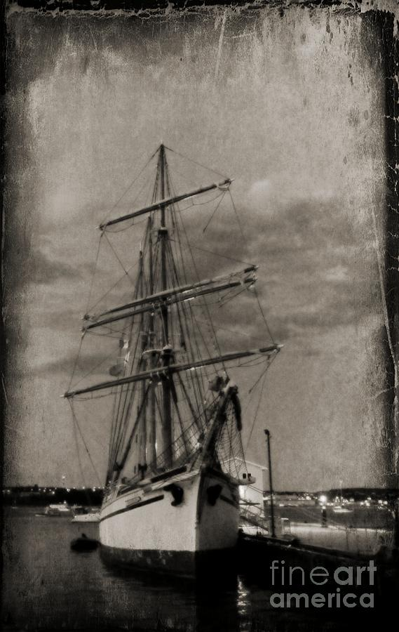 Halifax Harbour Photograph