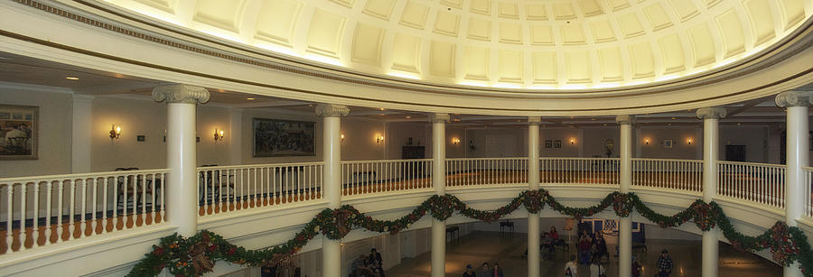 Hall Of Presidents Walt Disney World Panorama Photograph  - Hall Of Presidents Walt Disney World Panorama Fine Art Print