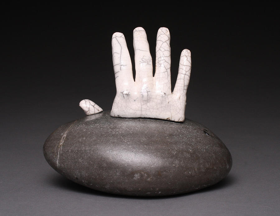 Hand Of Nature Sculpture