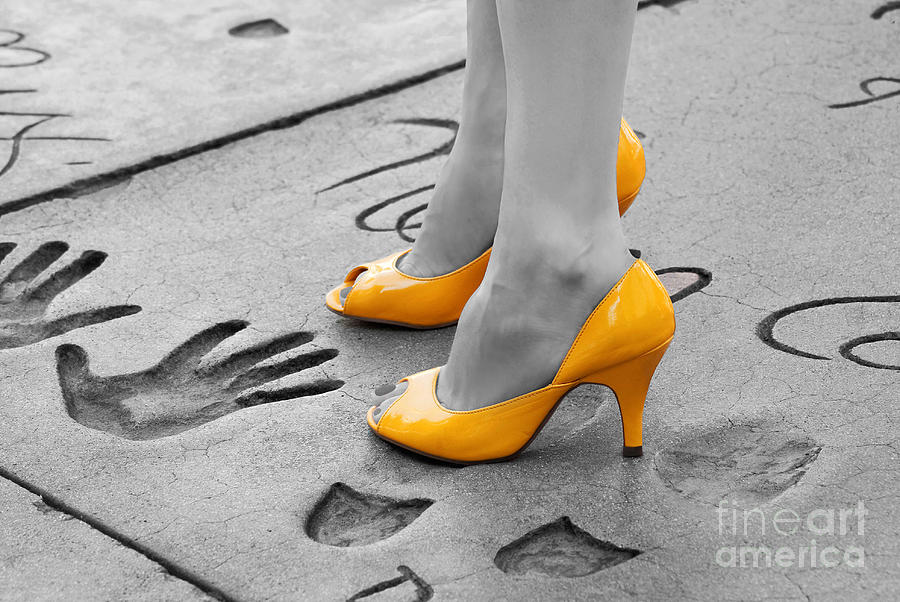 Hands And Feet Photograph  - Hands And Feet Fine Art Print