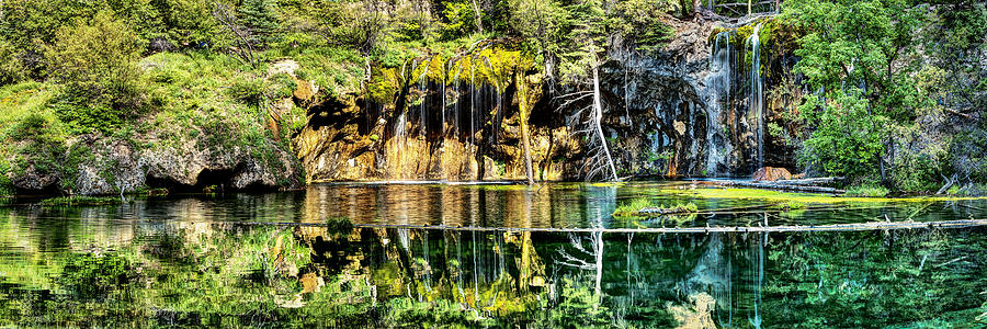 Hanging Lake 2 Photograph