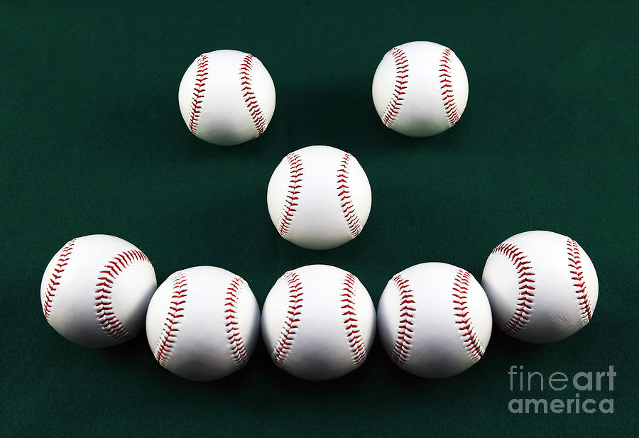 Happy Balls Photograph  - Happy Balls Fine Art Print