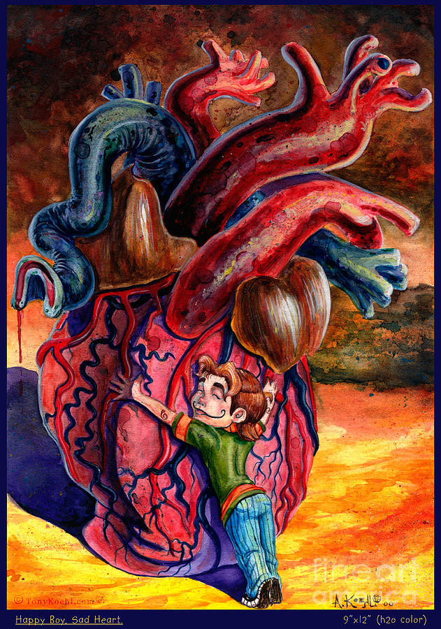 Tribulaciones del miocardio