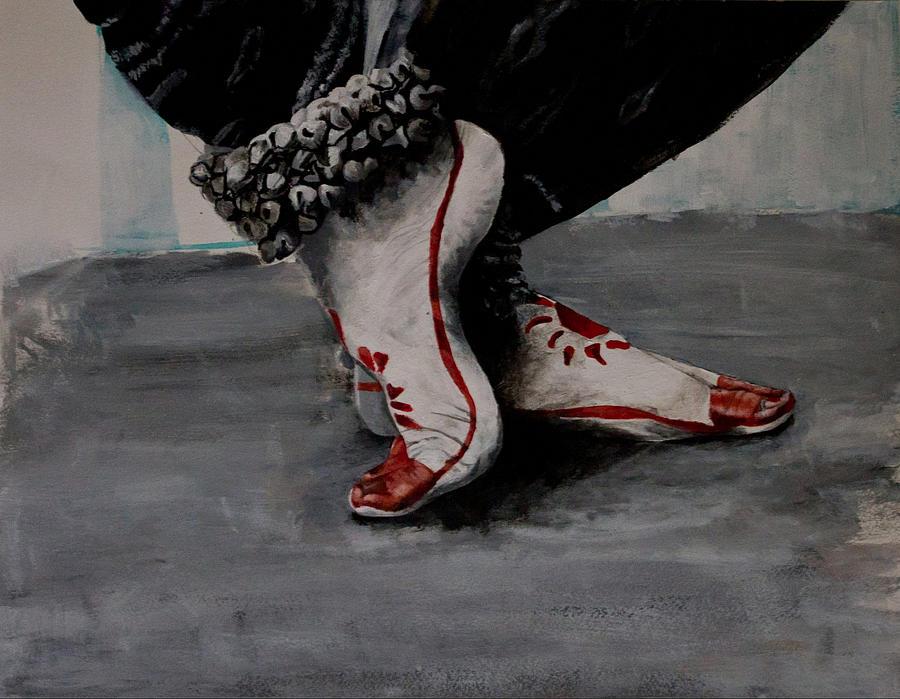 Happy Feet  Painting