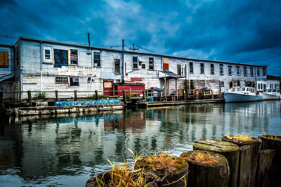 Harbor fish market 1 photograph by richard irvin houghton for Harbor fish market